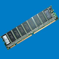 BARRETTE MEMOIRE 64 Mo SDRAM PC100 (lot de 10)