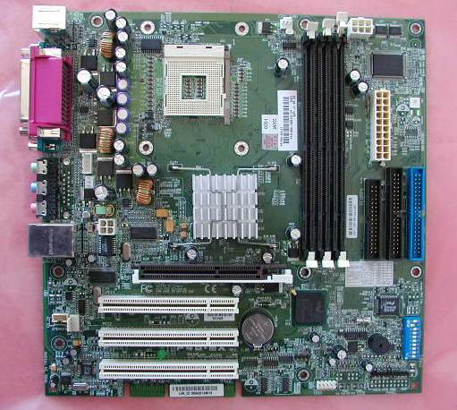 Carte mère ASUS P4B-MX - HP Vectra VL420 DT Socket 478
