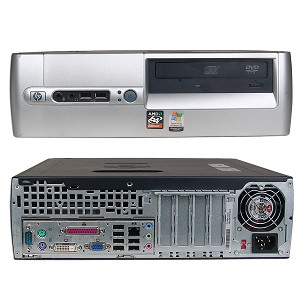 Hp compaq dx2000 mt audio