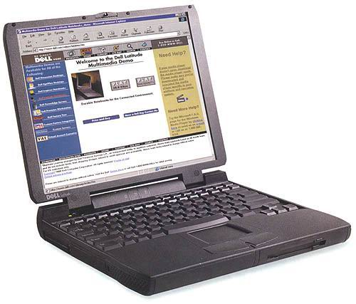 Portable Dell Latitude CPi A366XT
