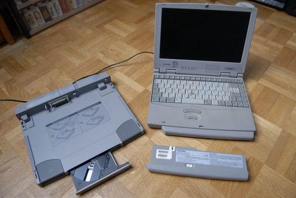 Portable Toshiba portege 300CT