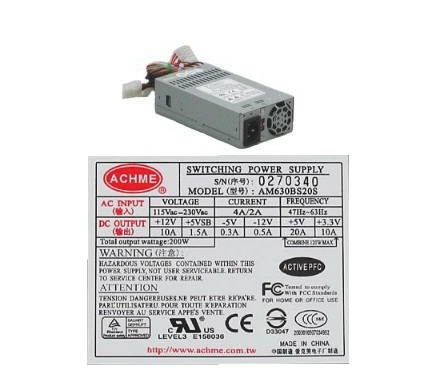 Alimentation Achme AM630BS20S